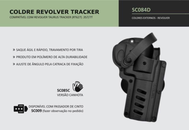 COLDRE REVOLVER TRACKER RT 627
