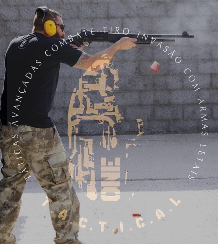 CQB/HOME DEFENSE (nível 1)