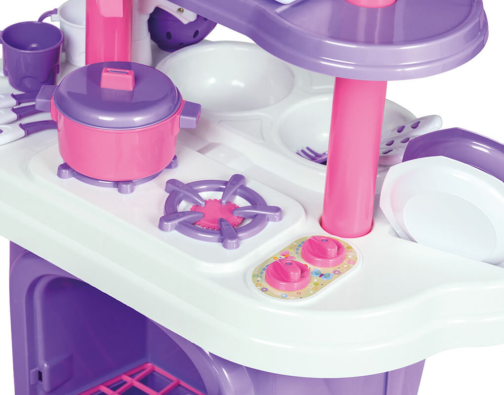 e596019886 Le Grand Chef Calesita - Cozinha Infantil - Pia com Água e Som - Seu ...