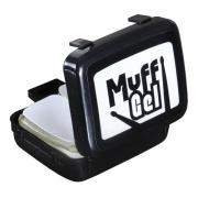 Abafador para Tambores Luen Muff Gel Kit com 6 Pads (Moongel)