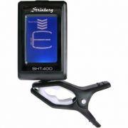 Afinador Digital Cromático De Instrumentos Sht400 Strinberg