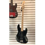 Baixo 4 Cordas Squier Vintage Modified Jazz Bass 77  Preto (SEMI NOVO)