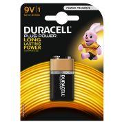 Bateria alcalina 9V 80673800 Duracell