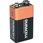 Bateria Duracell 9V Alcalina com 02 Unidades
