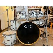 BATERIA PDP BY DW X7 ALL MAPLE COM KIT FERRAGENS DW 3000