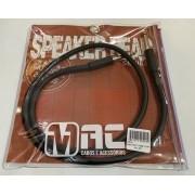 Cabo Caixa Mac Cabos PPC151 Speaker Head Series 1.5MM 0,91M P10 + P10