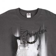 Camiseta Fender Cinza Original