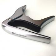 Capotraste Premium Para Violão De Nylon Axcess Metal Prata