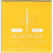 Encordoamento Augustine Nylon Classic Gold