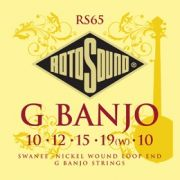 Encordoamento Banjo Rotosound