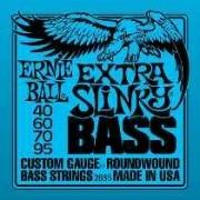 Encordoamento Ernie Ball 0.40 4 cordas