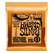 Encordoamento Guitarra Ernie Ball .009/.046 Hybrid Slinky