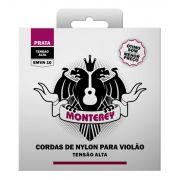 Encordoamento Para Violão Nylon Monterey