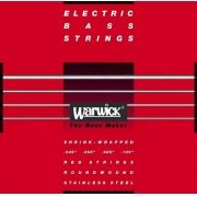 Encordoamento Warwick Red Strings 0.45 4C