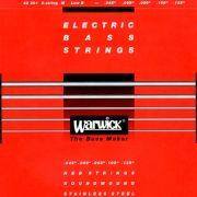 Encordoamento Warwick Red Strings 0.45 5C