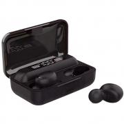 Fone de Ouvido sem Fio Bluetooth BTH-200 Preto - Telefunken