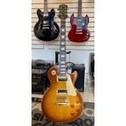 Guitarra Epiphone Les Paul Standard - Honeyburst Com Case