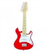 Guitarra Stratocaster Infantil Class CLK10 RD Vermelha - Strinberg