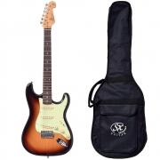 Guitarra Stratocaster SX SST62 3TS com Bag