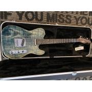 Guitarra Telecaster SGT TC Standard Translucid Green