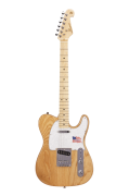 Guitarra Telecaster SX Vintage Swamp Ash Natural