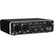 Interface de Audio Behringer Umc 202 hd
