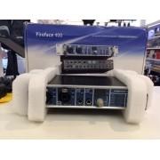 Interface De Gravação Rme Fireface 400 Impecável