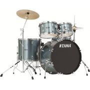 Kit Bateria TAMA StageStar com Ferragens + Kit Pratos Sabian B8X Performance Set