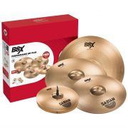 Kit C/ 4 Pratos Sabian B8x Performance Set -