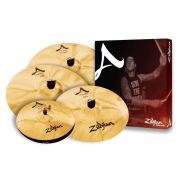 Kit De Pratos Zildjian A Custom Series - A20579-11