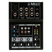 MESA DE SOM 5 CANAIS MIX-5 - MACKIE