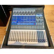 Mesa De Som Presonus Studio Live 16.4.2 com Hard Case. (Seminovo)