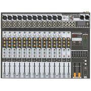Mesa De Som Soundcraft  SX1602FX-USB 16 CANAIS COM EFEITOS