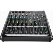 Mixer Mackie Profx8v2 De 8 Canais Com 4 Mic Preamps E Usb