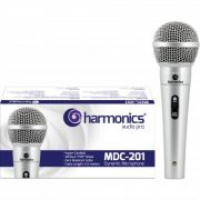 Microfone Harmonics Com Cabo 4,5m Mdc 201