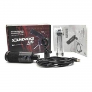 Microfone SoundVoice condensadorLite Soundcasting 1200