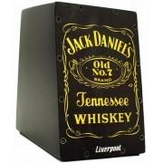 Mini Cajon Liverpool Jack Daniels