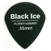 Palheta Daddario Black Ice 0.55mm