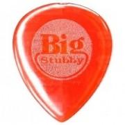 Palheta Dunlop Big Stubby 1,0mm