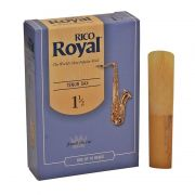 PALHETA SAX TENOR RICO ROYAL 1 1/2 - MADE IN FRANCE