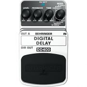 PEDAL BEHRINGER DD400 DIGITAL DELAY