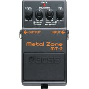 PEDAL BOSS METAL ZONE MT2