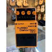 Pedal Boss Turbo Distortion DS-2  para Guitarra (Usado)