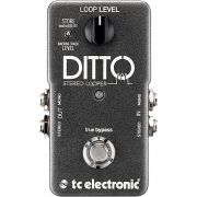 Pedal Ditto Stereo Looper - TC Eletronic