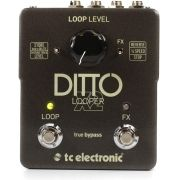 Pedal Ditto X2 Looper - TC Eletronic