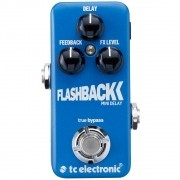 Pedal Flashback Mini Delay - TC Electronic