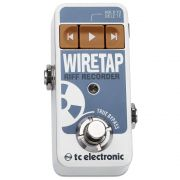 Pedal Looper Wiretap Riff Recorder - Tc Electronic