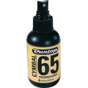 Polidor de Pratos Dunlop F65 Spray Cymbal Cleaner
