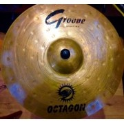 Prato Octagon Groove Full Crash 19