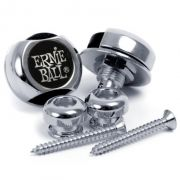 Strap Lock Ernie Ball Nickel para Guitarra e Baixo
